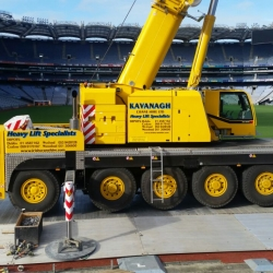 Our new Ac100 in Croke Park